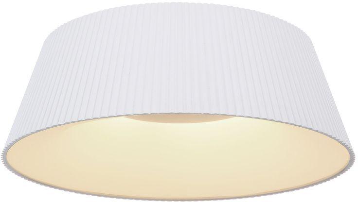 Plafoniera LED Globo Lighting Crotone, 45W, alb, dimabil, telecomanda