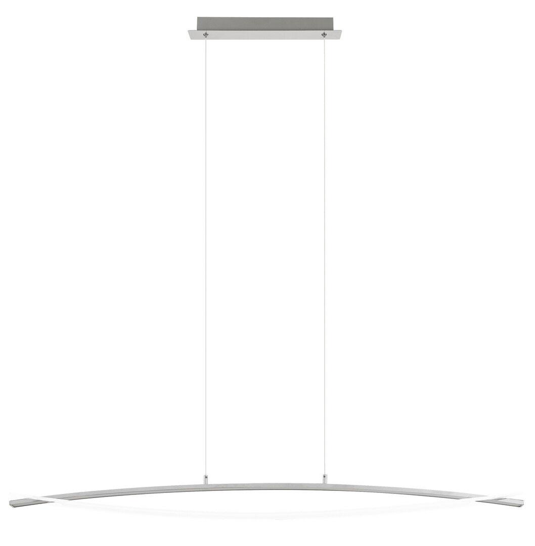 Pendul LED Rabalux Ulla, 19.2W, crom