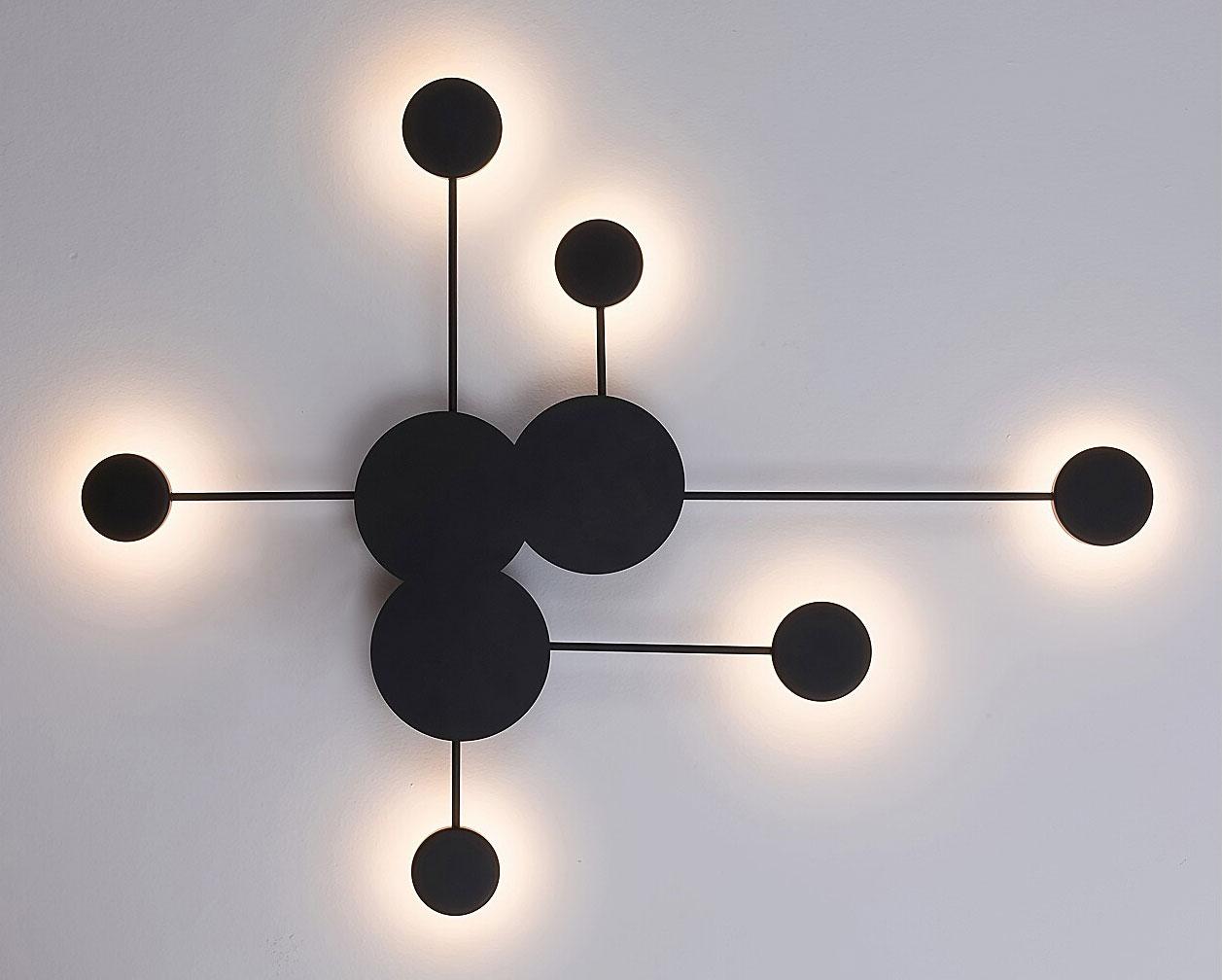 Aplica LED Rabalux Amadeo, 21W, negru