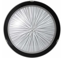 Plafoniera Rabalux Sphere, 2xE27, alb-crom-negru
