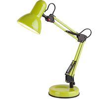 Lampa de birou Rabalux Samson, 1xE27, verde
