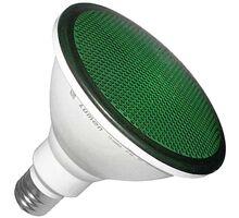 Bec LED Lumen E27, PAR38, 15W, verde