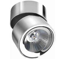 Spot mobil LED aplicat AZzardo Scorpio, 10W, crom, rotund, IP20
