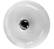 Plafoniera AZzardo Scale, 3xE27, alb-crom