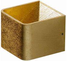 Aplica LED AZzardo Feli, 6W, auriu