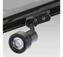 Proiector cu LED pe sina AZzardo Jane Track, 1xGU10, negru