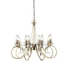 Lustra Globo Lighting Truncatus, 8xE14, bronz