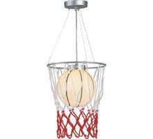 Pendul Kelektron Basketball, 1xE27, alb