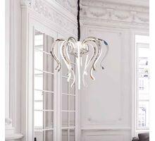 Lustra LED Kelektron Jellyfish 16, 268W, crom