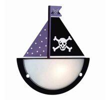 Aplica Kelektron Pirate Ship 2, 1xE14, multicolor