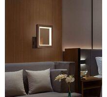 Aplica LED Kelektron Frame, 16W, maro