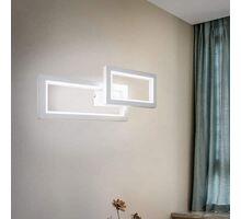 Aplica LED Kelektron Frame, 36W, alb