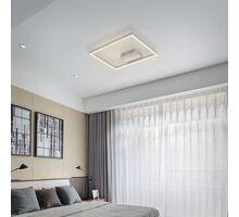 Plafoniera LED Kelektron Frame, 30W, alb