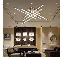Plafoniera LED Kelektron Mesh, 60W, crom