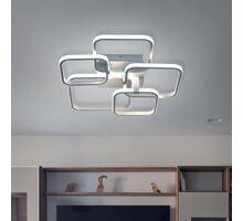 Plafoniera LED Kelektron Frame, 70W, alb