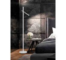 Lampadar LED Schuller Varas, 10W, alb-crom