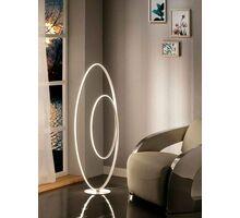 Lampadar LED Schuller Loop, 36W, alb satinat