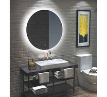 Oglinda cu LED ACB Bari, 43W, alb, touch