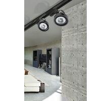 Proiector cu LED pe sina AZzardo Jerry Track, 1xG53, negru