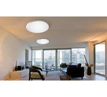 Plafoniera LED AZzardo Sona CCT, 45W, alb, dimabil, telecomanda