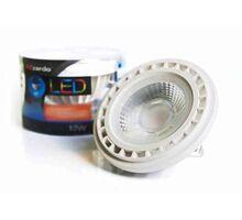 Bec LED Azzardo GU10, ES111, 15W, dimabil, 4300K
