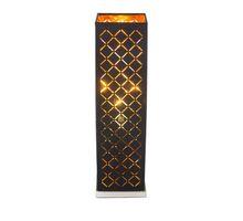 Lampadar Globo Lighting Clarke, 1xE27, auriu-negru