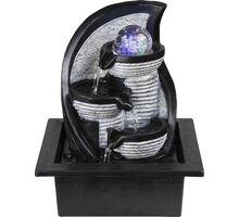 Lampa decorativa LED Globo Lighting Albert, 0.6W, multicolor-negru