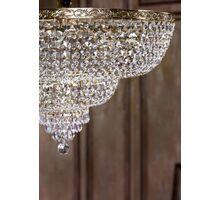 Plafoniera cristal Maytoni Palace, 14xE27, auriu-transparent