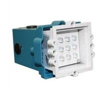 Spot LED pentru trepte/pardoseli incastrat Lumen, 5.4W, alb, patrat, IP54