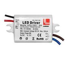 Transformator pentru banda LED Lumen 6W 230VAC la 12VDC