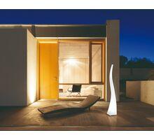 Lampadar pentru gradina Mantra Flame, 5xE27+GU10, alb
