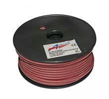 "Cablu ""cordon"" Lumen flexibil 2x0.50 mm roz"