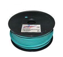 "Cablu ""cordon"" Lumen flexibil 2x0.50 mm turcoaz"