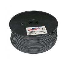 "Cablu ""cordon"" Lumen flexibil 2x0.50 mm gri grafit"