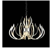 Candelabru LED Mantra Versailles, 256W, crom