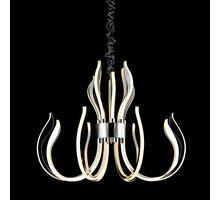 Candelabru LED Mantra Versailles, 155W, crom