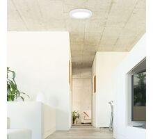 Plafoniera LED Rabalux Sonnet, 18W, alb, senzor de miscare