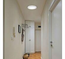 Plafoniera LED Rabalux Sonnet, 30W, alb, senzor de miscare