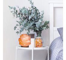 Lampa decorativa Rabalux Flores, 1xE14, maro