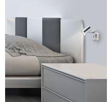 Aplica LED Rabalux Cara, 4W, crom