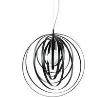 Pendul Ideal Lux Disco, 1xE27, negru