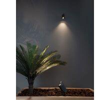Stalp tip tarus LED Nova Luce Inside, 7W, negru