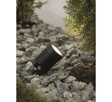 Stalp tip tarus LED Nova Luce Stake, 10W, negru