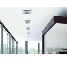 Spot fix LED incastrat Rabalux Randy, 4W, alb, patrat, IP44