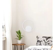Aplica LED Kelektron Frame, 18W, alb